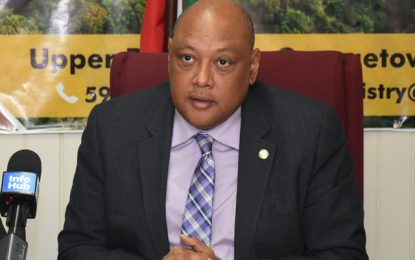Remarks Presented by Hon. Raphael G.C. Trotman, MP, Minister of Natural Resources at the Launching Ceremony of the Guyana Forestry Commission/FAO-EU FLEGT Programme Project: