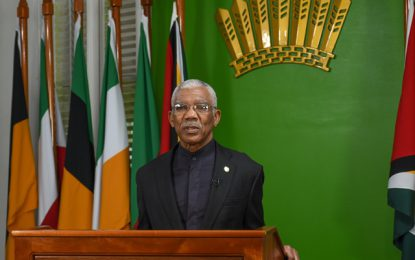 President Granger to attend 25th CHOGM in London