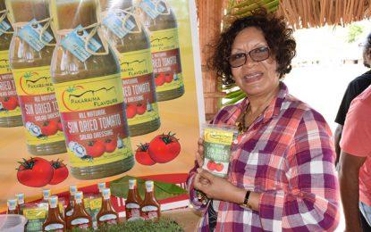 'Pakaraima Flavours' hits local supermarket