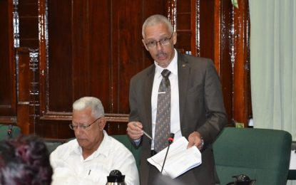Several reports adopted in National Assembly- improved social services guaranteed