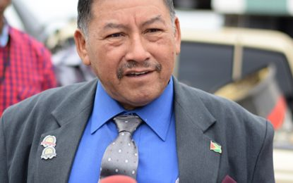 Overcrowding of Indigenous Residence being addressed – Min. Allicock