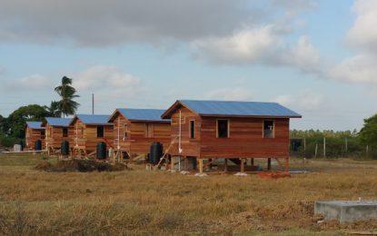 FFP boosting housing in Region Five
