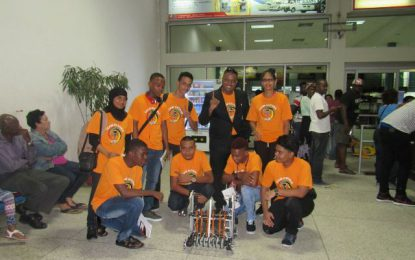 Over 50 coaches to be certified for participation in National Robotics Tournament