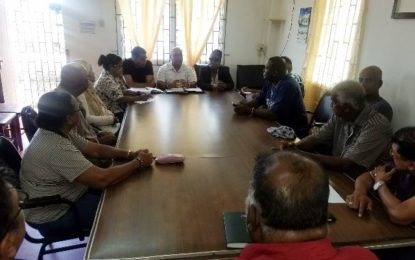 Region Three RDC implementing measures to alleviate flooding