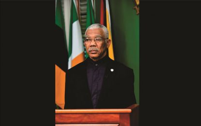 Message by His Excellency David Granger, President of the Cooperative Republic of Guyana on the observance of International Day of Forests