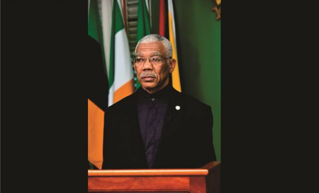 Address of His Excellency Brigadier David Granger, President of the Cooperative Republic of Guyana, to the 8th World Water Forum in Brasilia