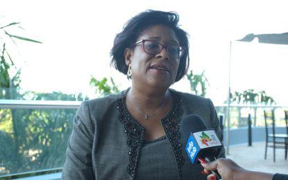 Minister Hughes encourages Guyanese to look at possibilities in oil and gas sector