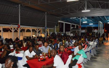 B Division officers commended for contribution to fighting crime in Berbice