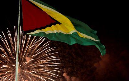 Republic Day 48 celebration kicks off with flag-raising ceremony at D'Urban Park