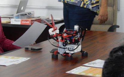 STEM GUYANA TO CERTIFY OVER 50 NEW COACHES IN PREPARATION FOR NATIONAL ROBOTICS TOURNAMENT