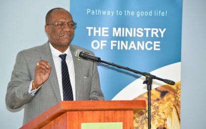 Government foresees significant improvement in completion of projects in 2018  -Minister Harmon charges Ministry Heads to 'step up game'