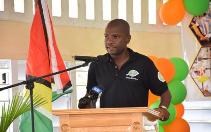 STEM Guyana project for Green Bartica