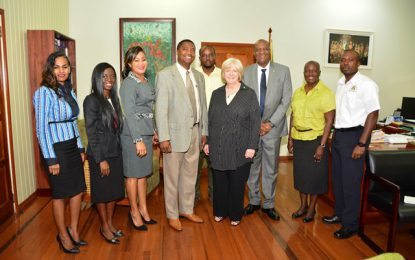 Commonwealth Public Administration Representative in Guyana for CAPAM planning