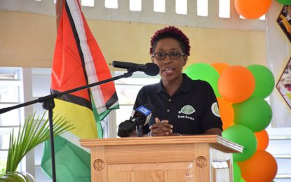 STEM Guyana preparing Bartica youths to drive 'green' development  -In keeping with President's vision for a 'green' town