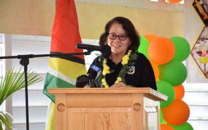 STEM pilot programme launched in Bartica