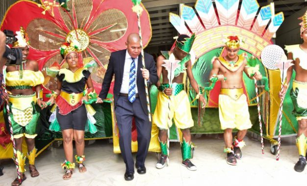 Ministry of Social Cohesion launches 2018 Mash Band