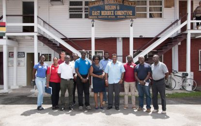 Lands and Surveys Commission to develop code of Ethics for Surveyors  -moves to improve relationships with regional administration in Region Six