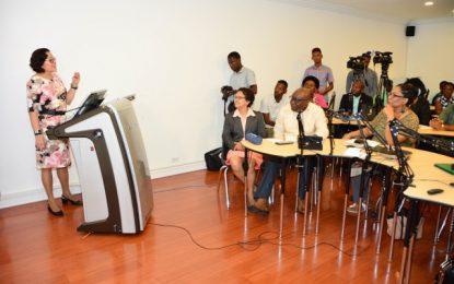 Education Ministry,STEM Guyana launch NGSA App