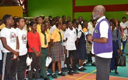 Secondary Schools annual Windball Cricket tournament bowls off