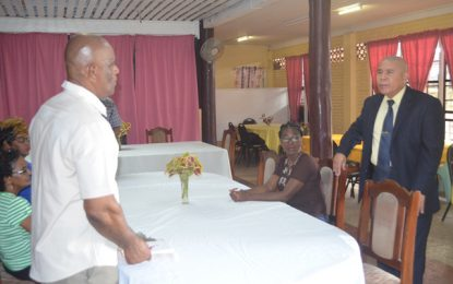 Social Cohesion Minister continue to assess various facilities