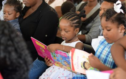 Back to Basics toddlers' reading programme launched – to be established at over 300 health centres, 360 childcare facilities across the country