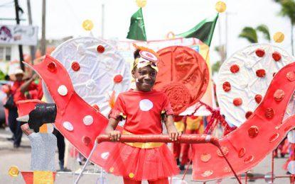 Children's Mash 2018 a huge success