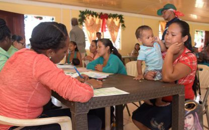 Government tackling low birth registration rate in Region One