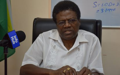 NDIA to take over maintenance of drainage and irrigation systems from GuySuCo – CEO Frederick Flatts