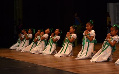 Children's Mashramani competitions kick off