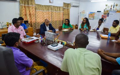 Minister Trotman conducts needs assessment at GTCPM