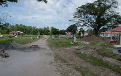 Major facelift for Esplanade Park – Minister Trotman