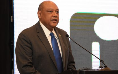 """""""Guyana must prepare for unprecedented business activity"""" – Min. Trotman at GIPEX 2018"""
