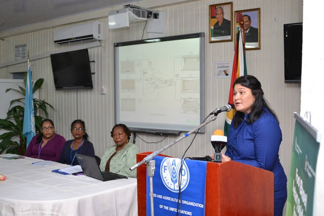 Stakeholders trained in successful implementation of Food-Based Dietary Guidelines