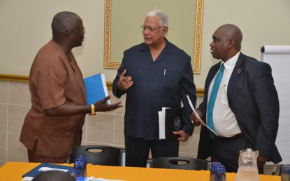 FAO and Agri-Ministry host National Dialogue