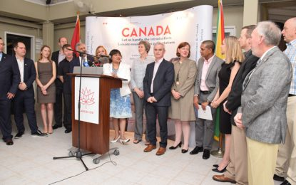 Guyana-Canada team up to boost oil and gas sector