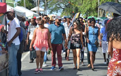 Best year ever – spectators impressed with Mash 2018