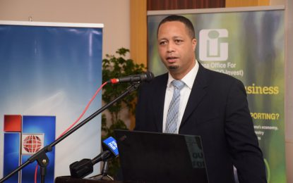 Go-Invest hosts Barbados Trade Mission at Guyana Business Seminar