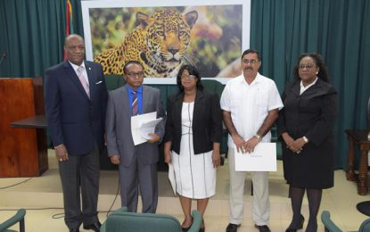 Integrity Commission sworn in  -aimed at promoting accountability and good governance