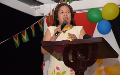 """""""Put aside your differences, collaborate to develop your community""""- Min Hastings-Williams"""