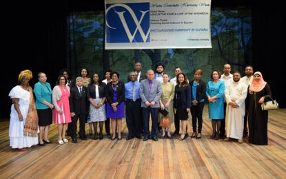 Faith groups emphasise need for peace and harmony – UN Inter-Faith Harmony Week officially launched