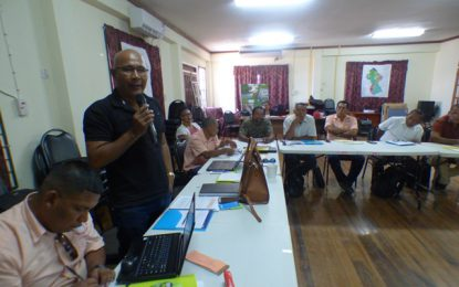 FCPF boosting National Toshaos Council for REDD+ readiness