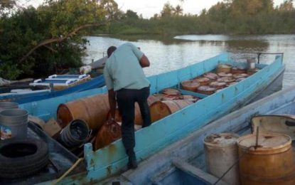 GEA continues fight against smuggled fuel