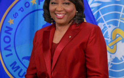 CARICOM's SG lauds PAHO head for sterling service
