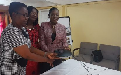 Education Ministry gets video conferencing equipment
