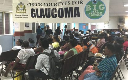 """World glaucoma week 2018 """"check your eyes for glaucoma"""" –  free glaucoma screening sessions"""
