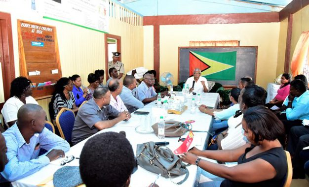 President to convene regional and community administration forum in Berbice  -to address developmental impediments at the local level