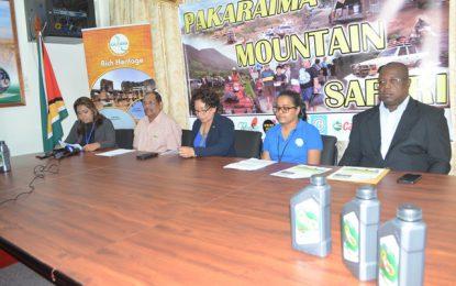 Tuseneng Village added to Pakaraima Mountain Safari route
