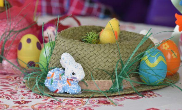 Starter's Nursery school hosts inaugural Easter Tea Party