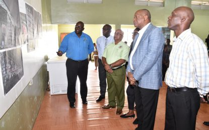 Region Three communities gradually returning to normalcy  -Minister Harmon pledges Government's support, calls for increased personal responsibility
