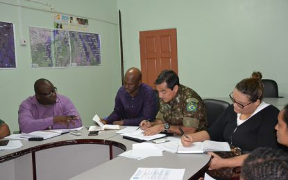 Reconnaissance work for drilling of wells in Region Nine to commence on March 19  -Drilling to begin in October